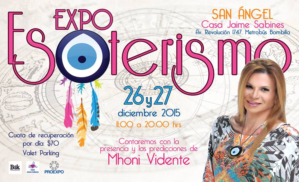 EXPO ESOTERISMO- BANNER M